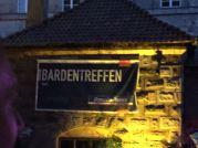 Auf dem Bardentreffen in Nürnberg spielen jedes Jahr Musiker aus aller Welt über die Stadt verteilt auf offiziellen Bühnen oder als Straßenmusikanten.