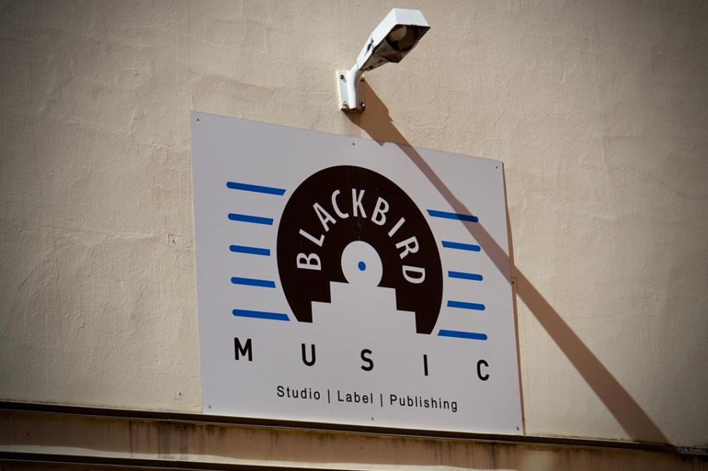Logo Blackbird Music Studio